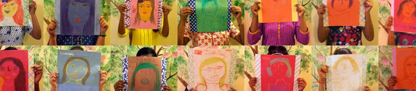 7 Sisters International portraits